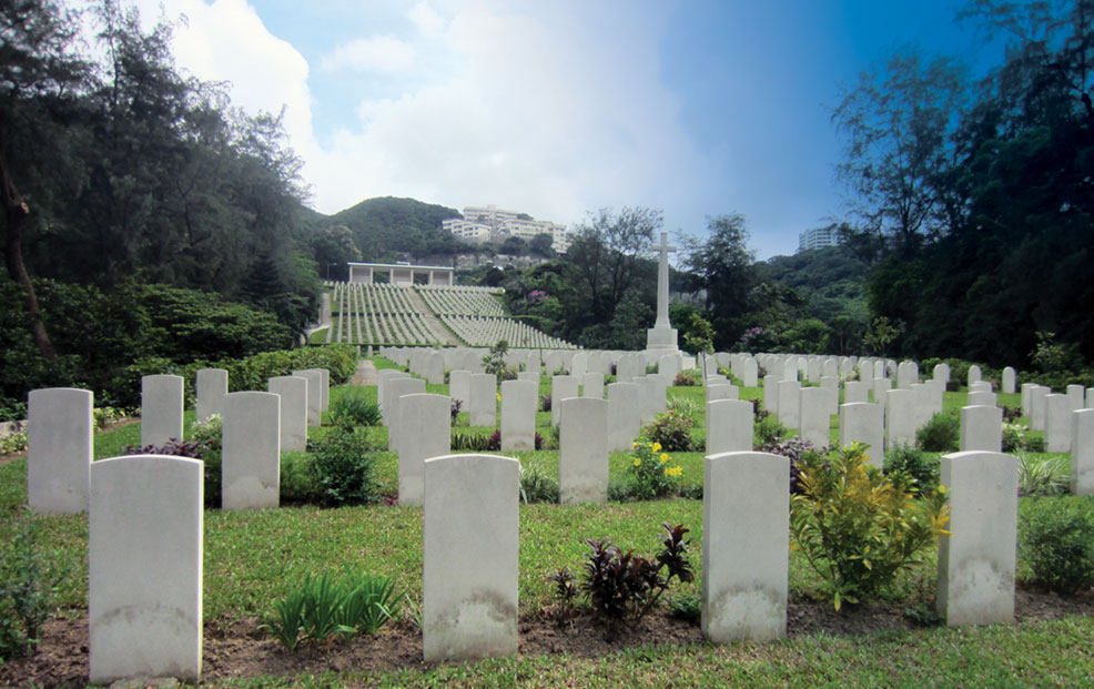 A Look at Hong Kong's Military Cemeteries - 1