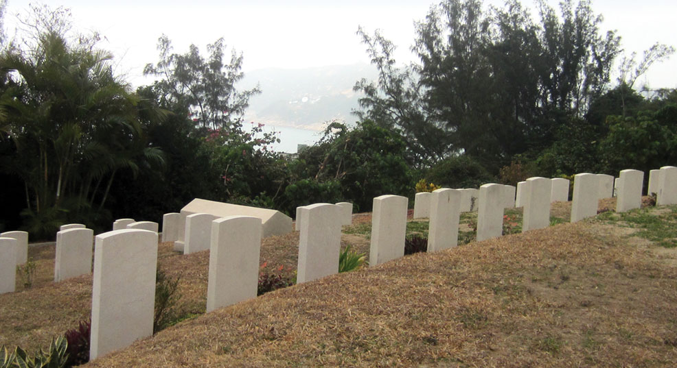 A Look at Hong Kong's Military Cemeteries - 2