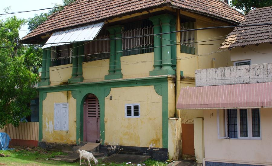 Parur Synagogue - Cochin/