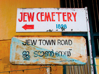 Signs from Cochin - Photo credit: Adam Jones adamjones.freeservers.com